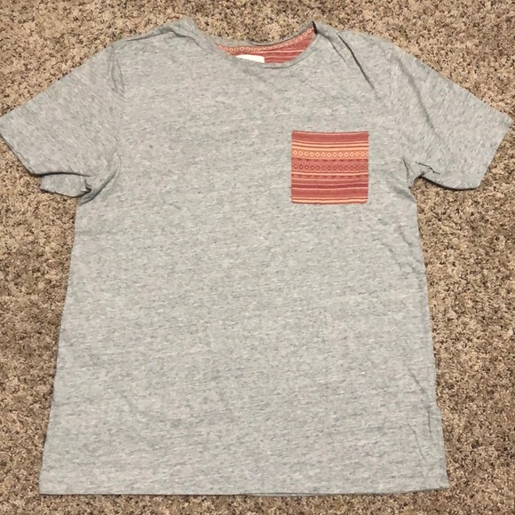 PacSun Other - PacSun Pocket T-Shirt Size Large Gray